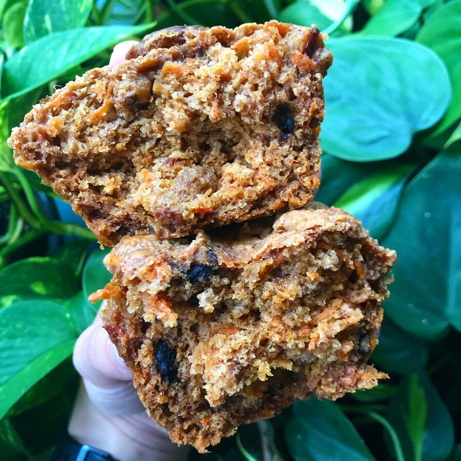 Morning Glory Muffins 2.0