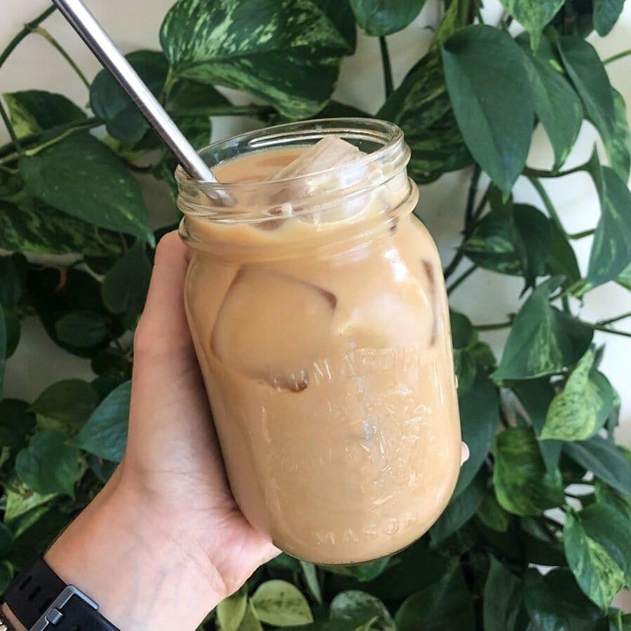 Tim Horton's Iced Coffee Copycat