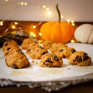 pumpkin cookies her shot for pumpkin chocolate cookies recipe