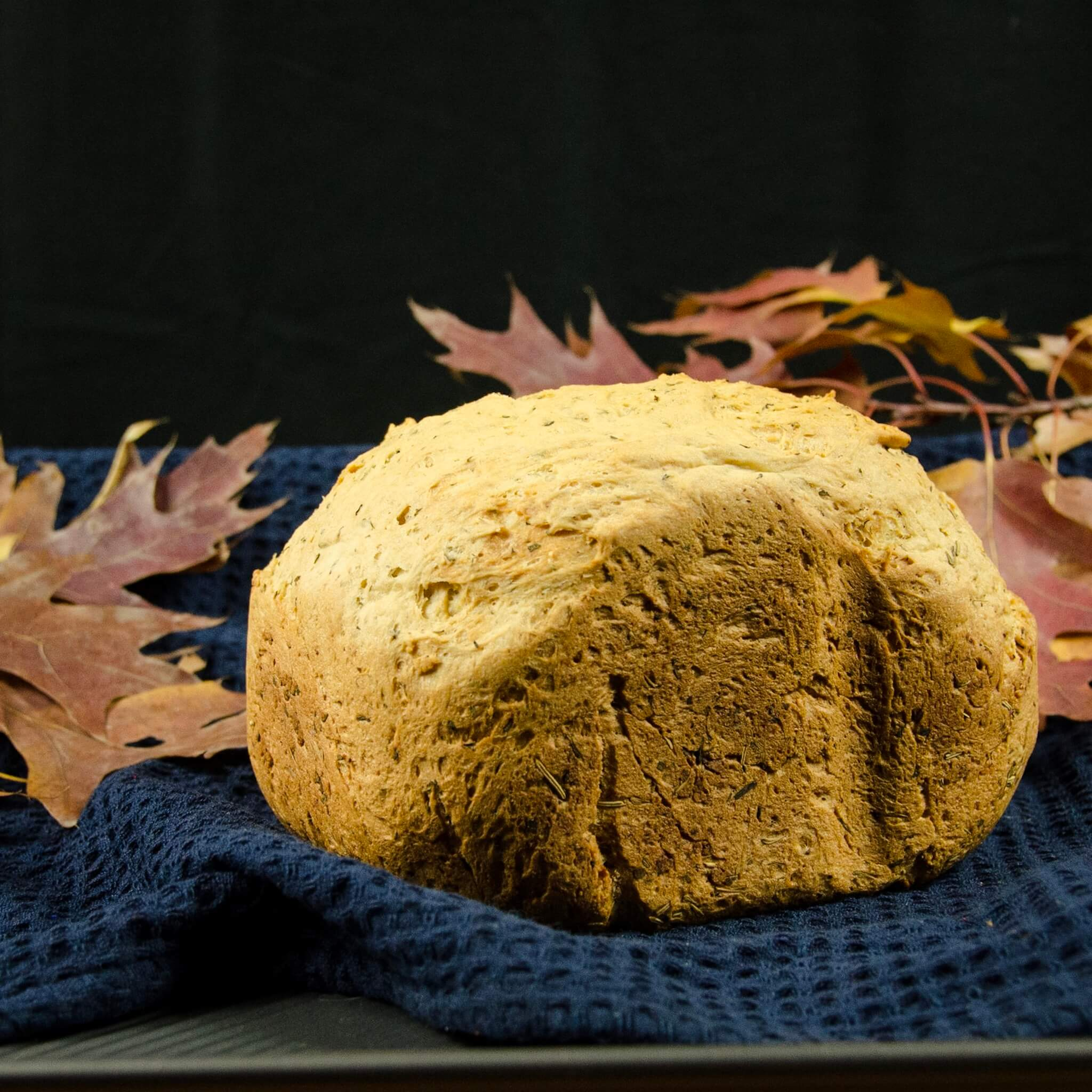 loaf of thanksgiving stuffing bread thanksgiving recipe