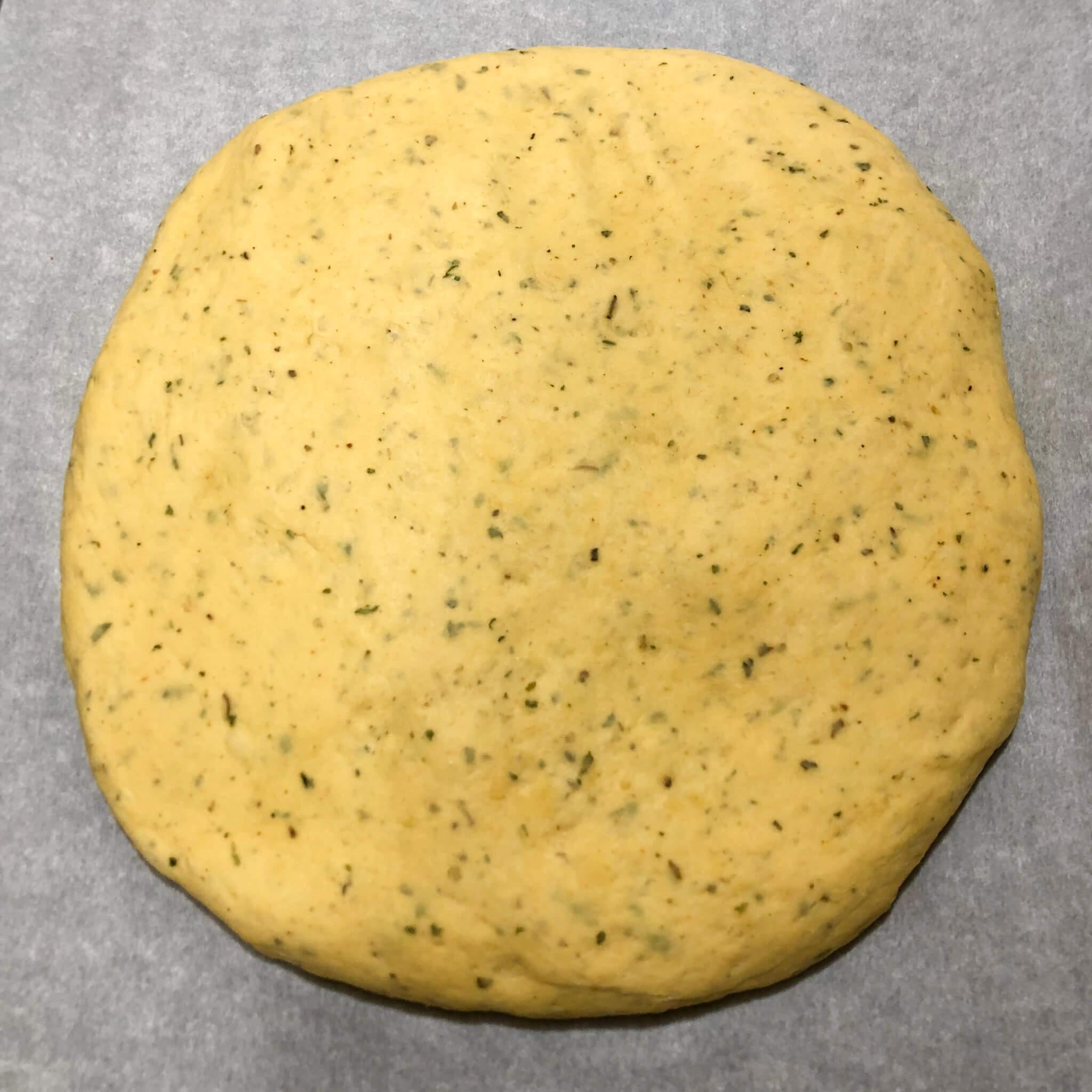 vegan pizza recipe dough