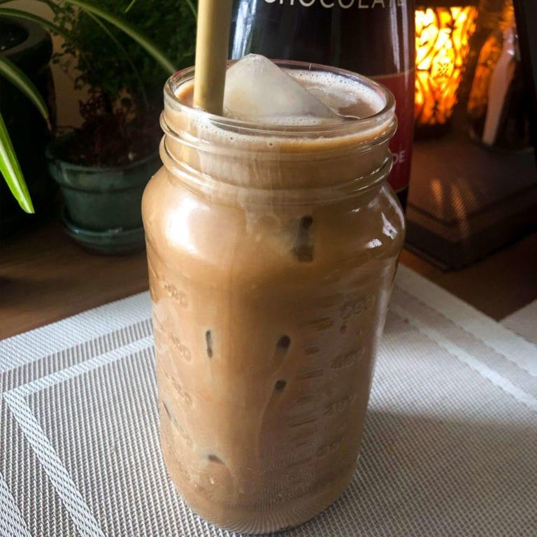 copycat starbucks iced latte