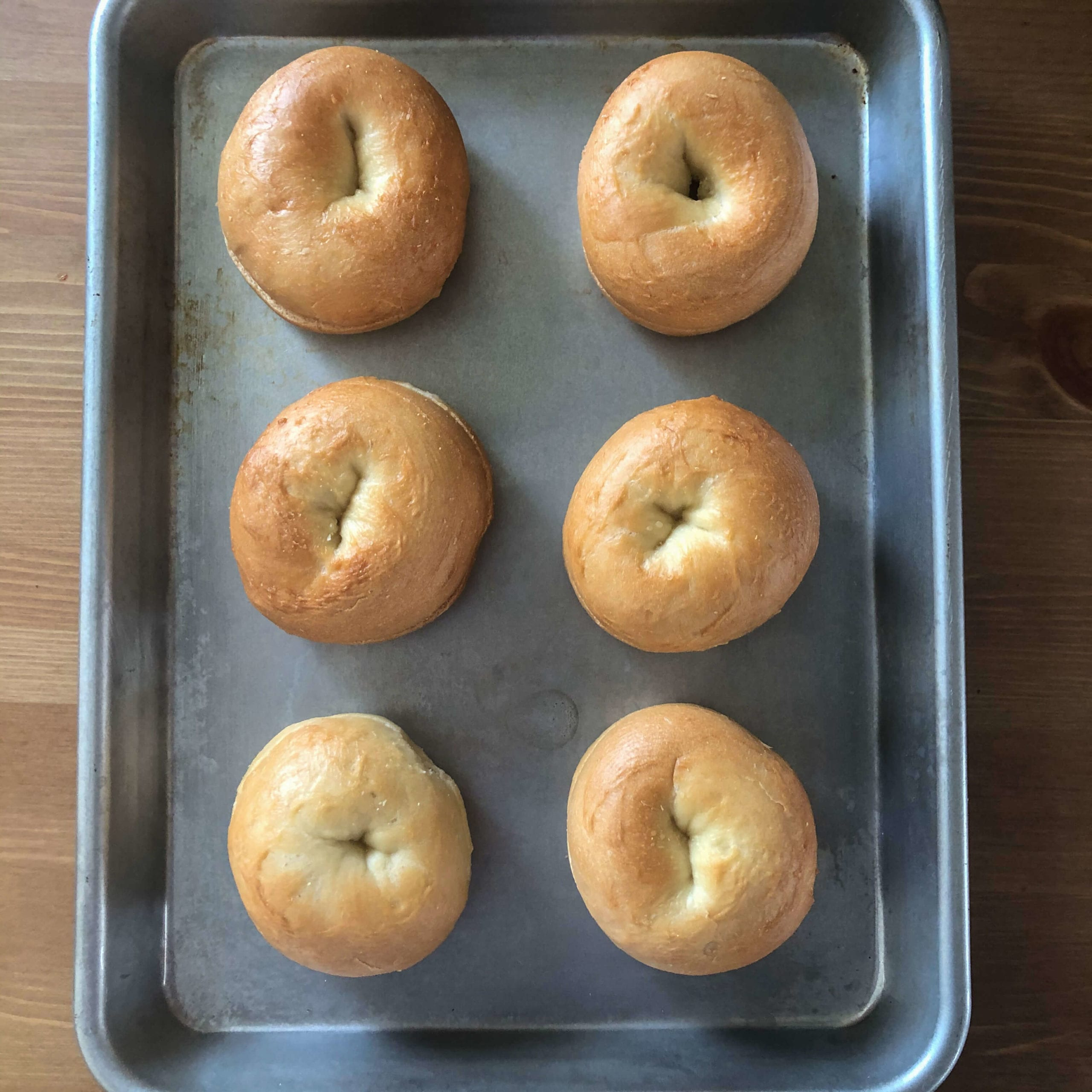 mini bagels for pizza