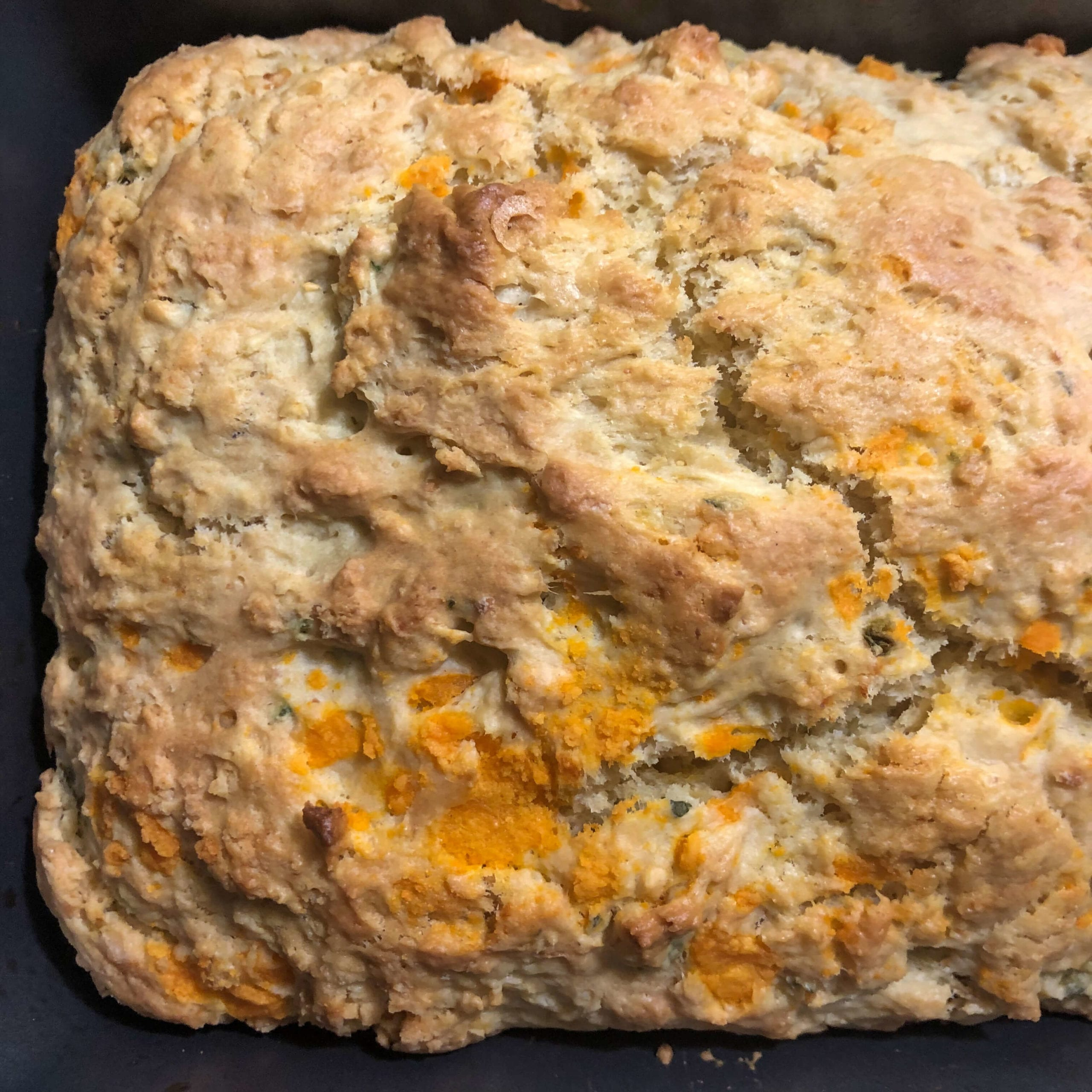 vegan jalapeno bread